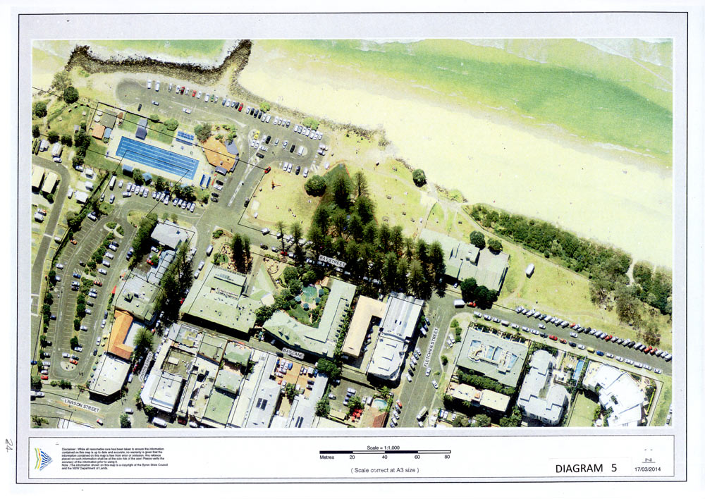 BYRON BAY TOWN CENTRE MASTER PLAN diagram5